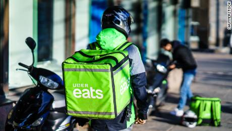 Uber Eats added a fee to Portland orders in the summer.