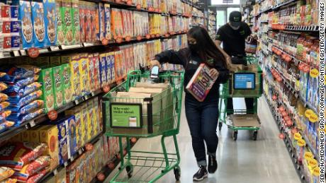Amazon Fresh stores have lower prices than Whole Foods and a wider selection of mainstream brands.