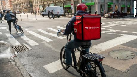 DoorDash now trades on Wall Street after selling shares through a traditional IPO.