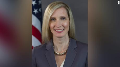 Jane Norberg, chief of the SEC's whistleblower office, is stepping down from the agency.